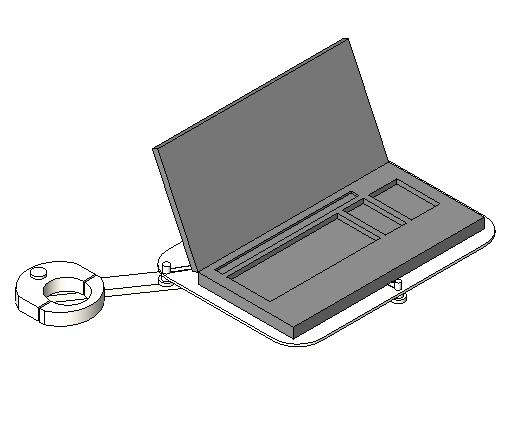 Midmark - Laptop and Tray for Mobile X-Ray