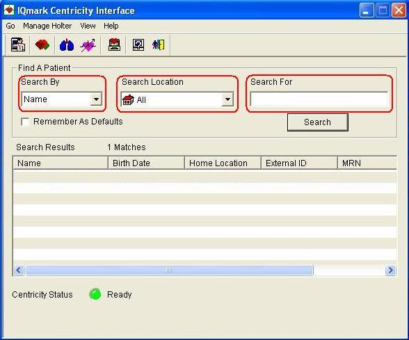 HOW TO Upload A Holter Recording Using IQmark Centricity