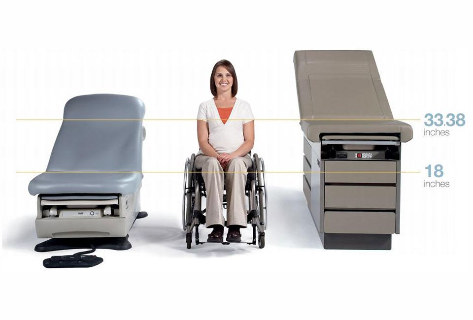 Exam-Chair-Comparison