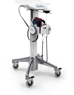 IQvitals Zone Mobile Cart