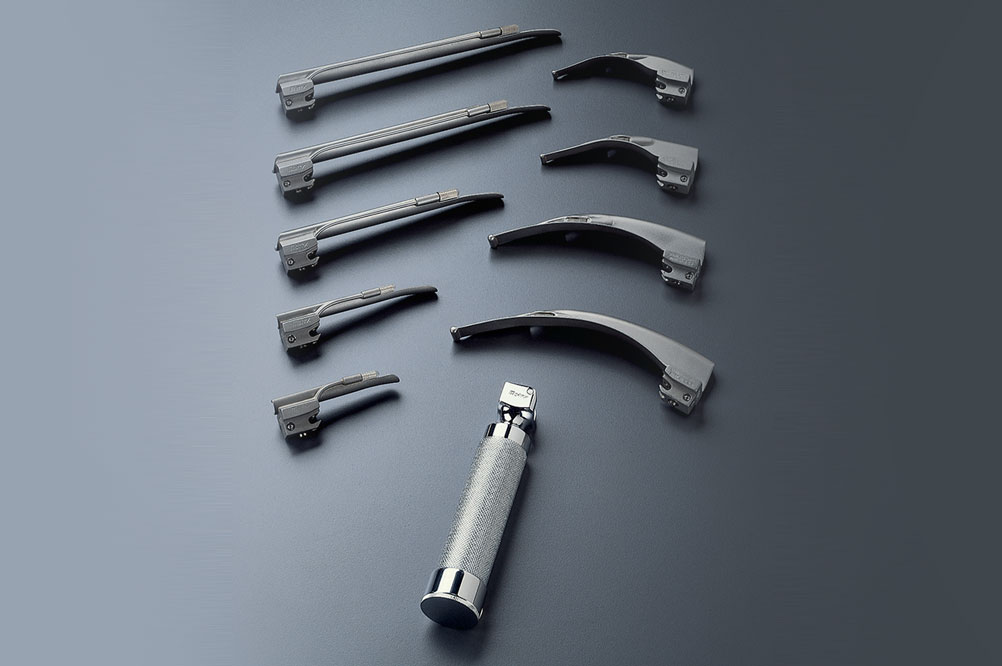 Laryngoscope-Blades