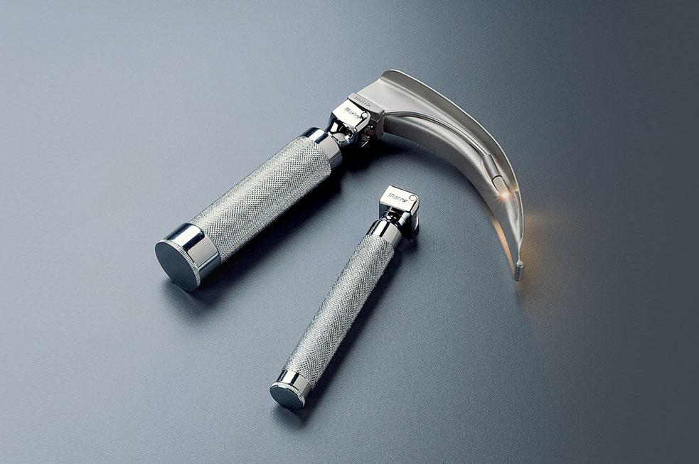 Laryngoscope-Handles