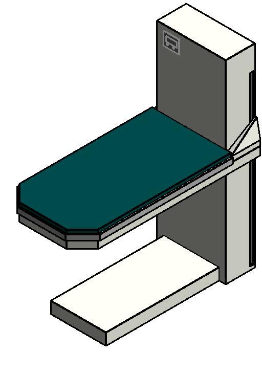 Midmark - CM Dry Exam Lift Table