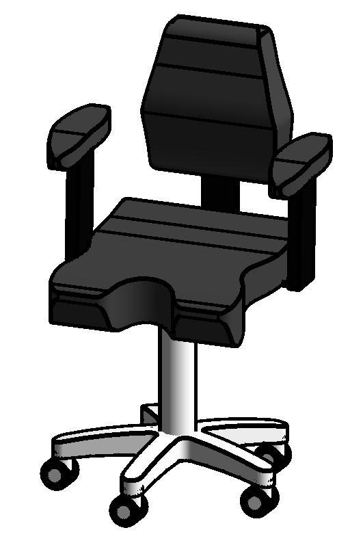 Midmark - Desk Chair