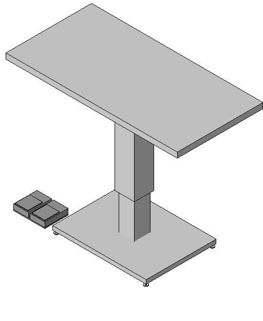 Midmark - Exam Table Adjustable Electric Column