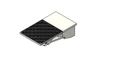 Midmark - Fold-Down Table