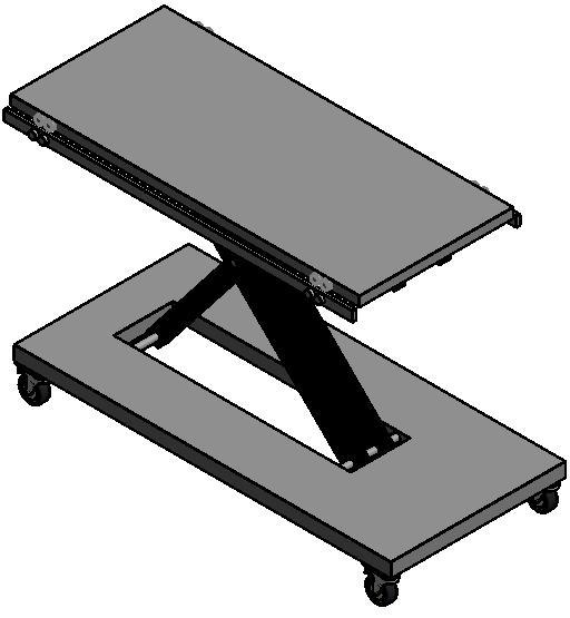 Midmark - Mobile Lift Table