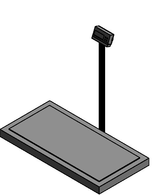 Midmark - Platform Scale