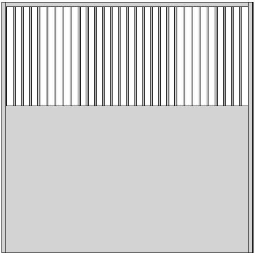 Midmark - Run Side Panel