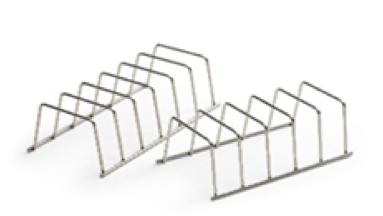 Midmark M11/M9 Vertical Pouch Racks