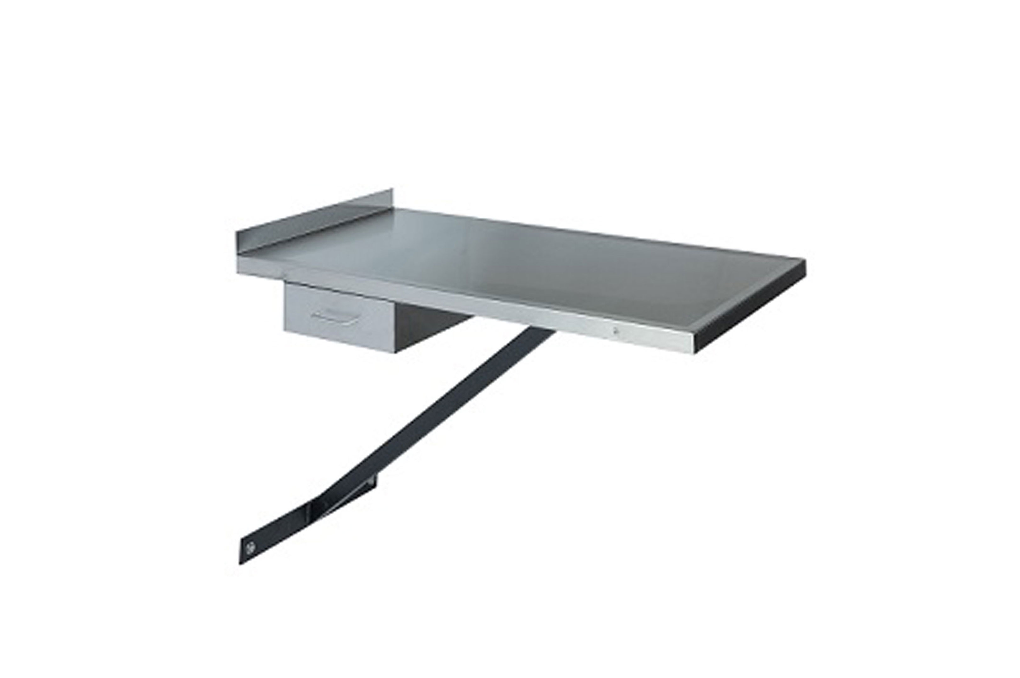 Stationary-Wall-Mount-Exam-Table