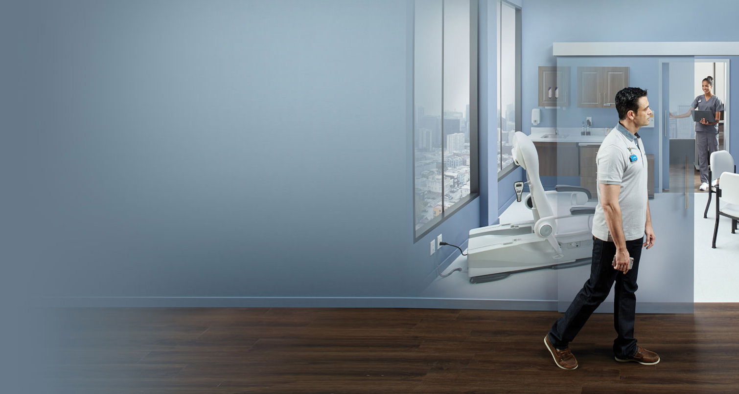 exam room design