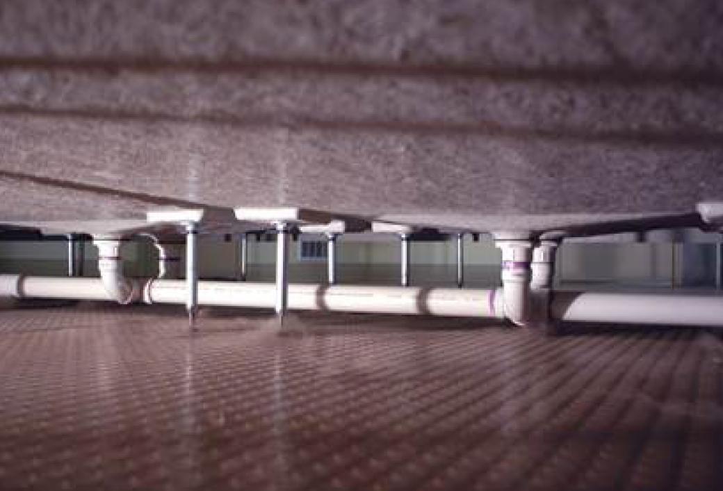 UltraBase Above Floor Kennels 2