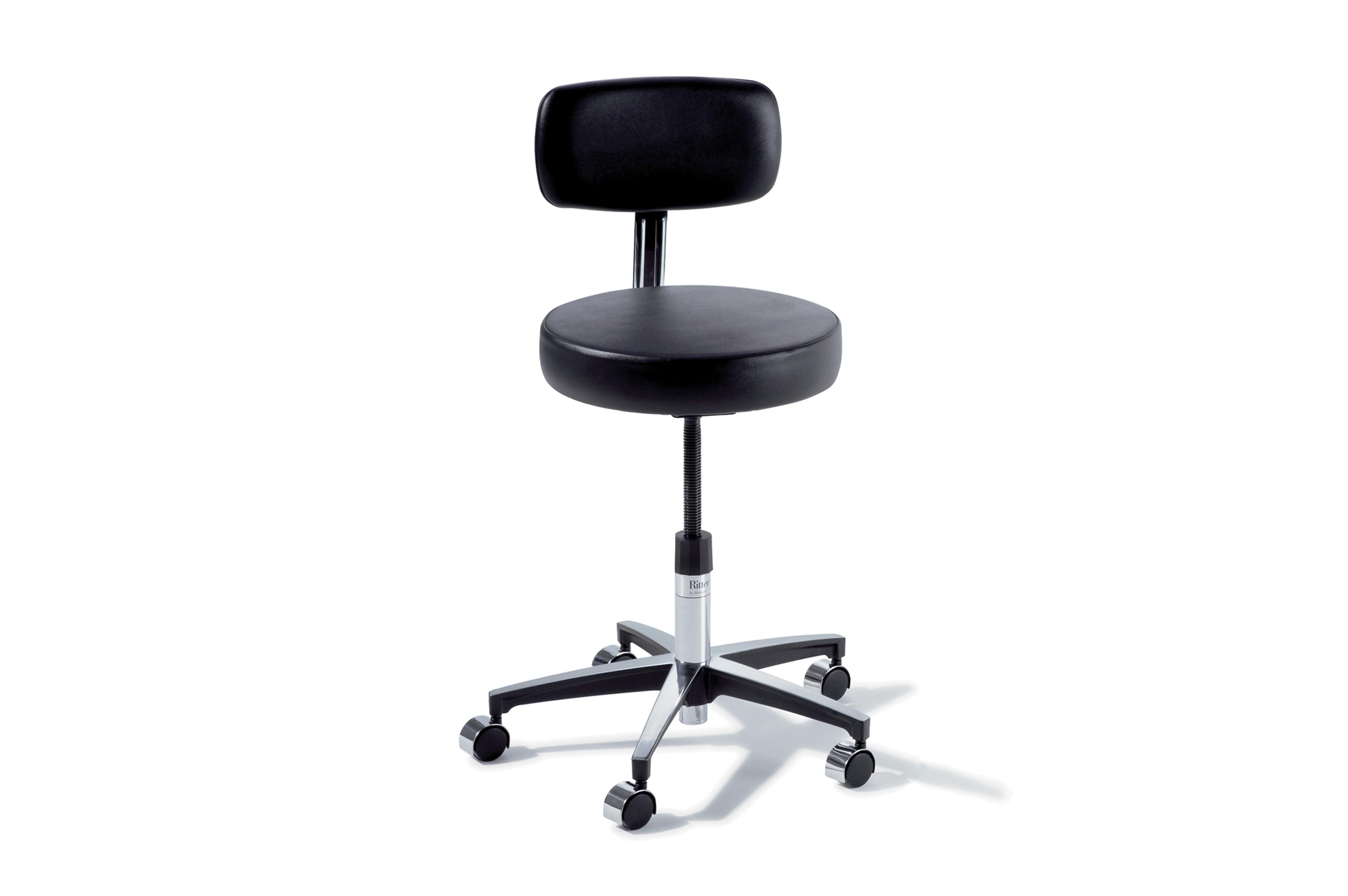 midmark-275-adjustable-physician-stool-back