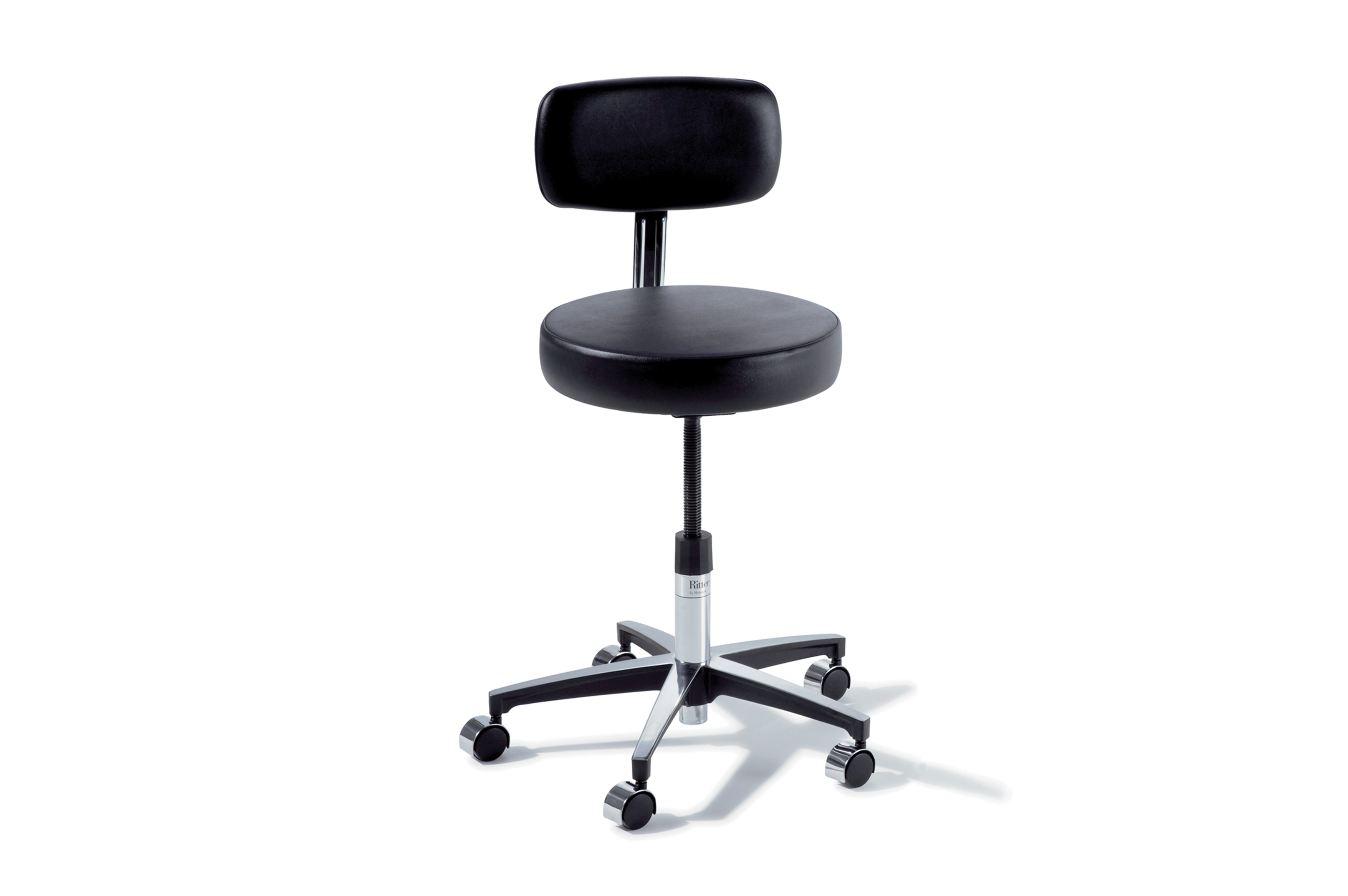 midmark-275-adjustable-physician-stool-back