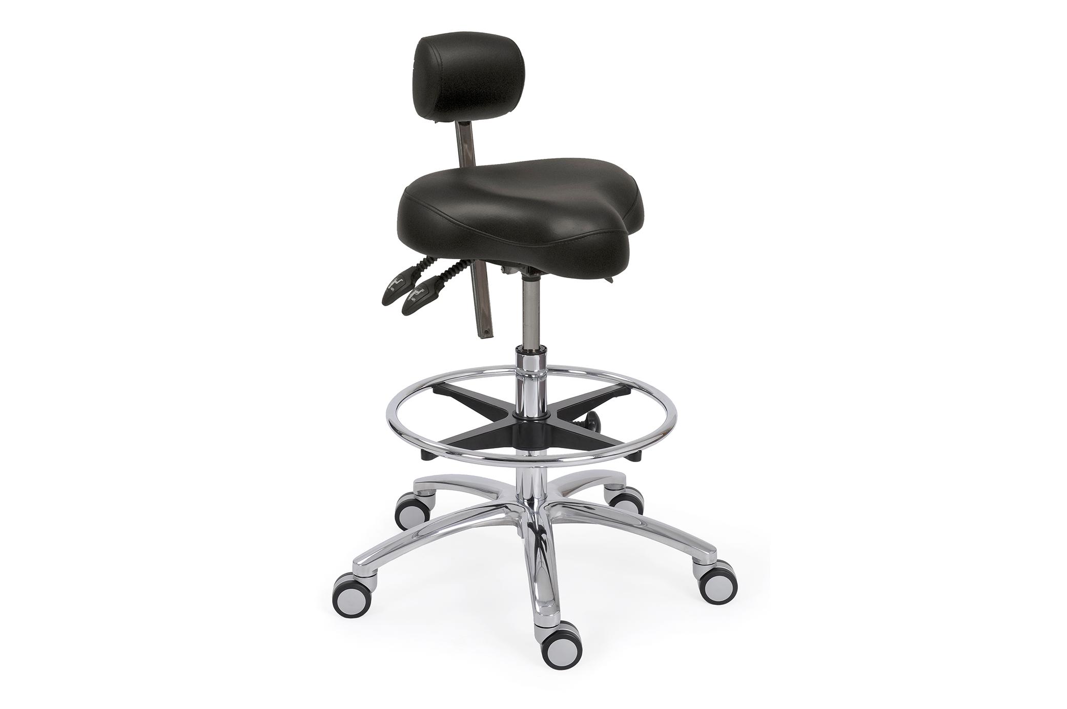 saddle-seat