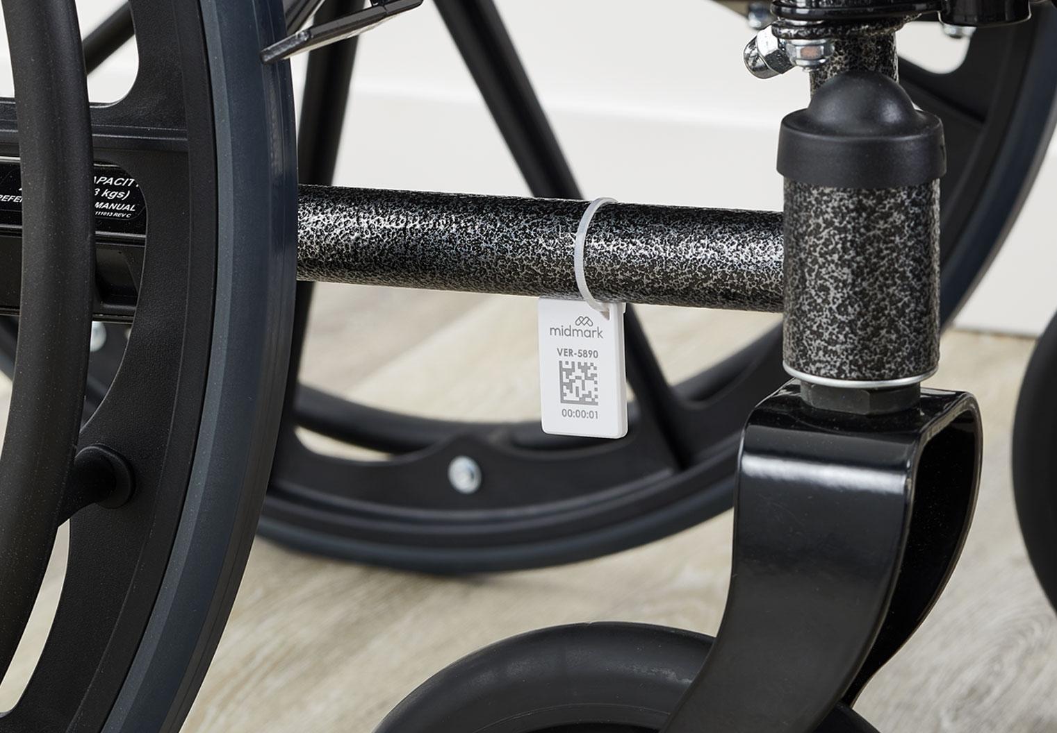 Wheelchair-Micro-BLE-Asset-Tag