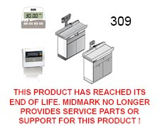 manual tables no longer supported rh midmark com Midmark 411 Power Table Midmark 411 Power Table